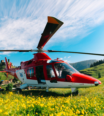 Heli-Tours - Select a trip